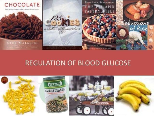 Regulation Of Blood Glucose