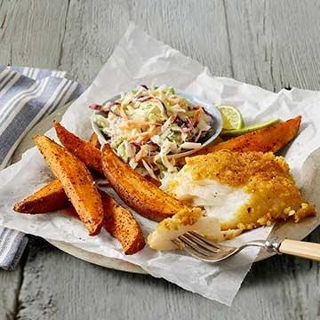 Diabetic Fish And Chips Recipe