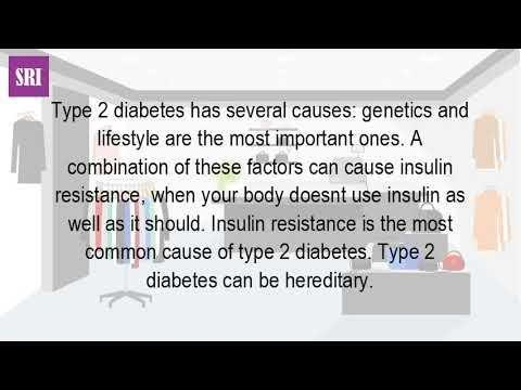 What Is The Most Common Cause Of Type 2 Diabetes?