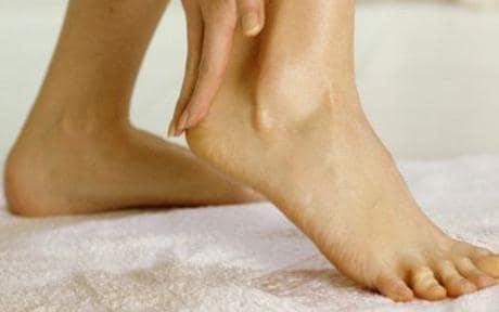 Diabetes Itchy Feet