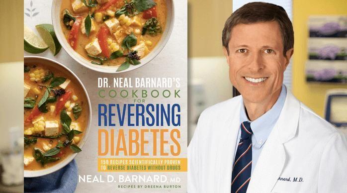 Diabetes Vegan Diet Barnard