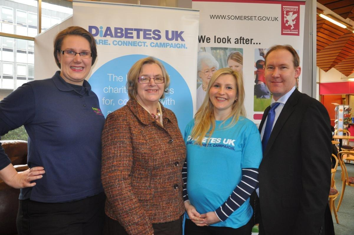 Know Your Risk: Diabetes Uk Roadshow Bus To Roll Intosomerset