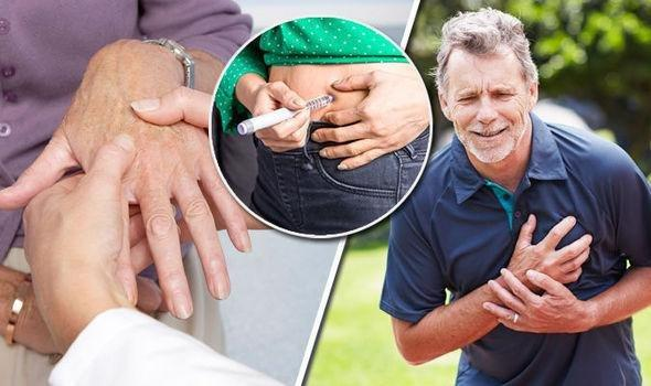 Diabetes or rheumatoid arthritis - conditions put YOU at greater risk of THIS disease