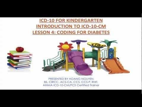 What Is The Icd 10 Code For Diabetes Type 2?
