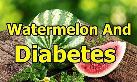 Is Watermelon Good or Bad For Diabetics?