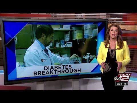 Diabetes Cured In Mice
