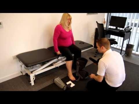 Removable Cast Walker Diabetic Foot Ulcers