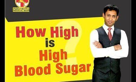 How High Blood Sugar Is Too High