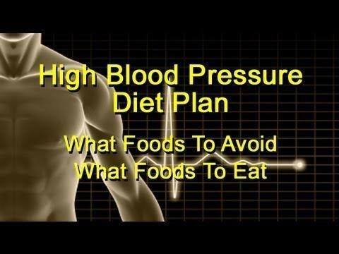 What Foods Are Good For High Blood Pressure And Diabetes?