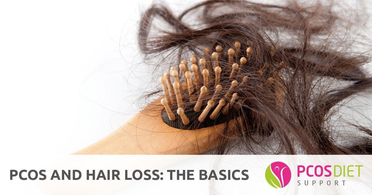 Pcos And Hair Loss: The Basics