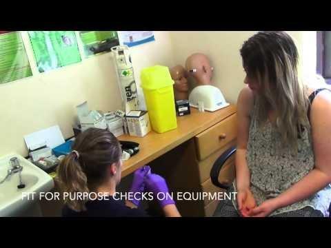 Mosby Skill: Blood Glucose Testing