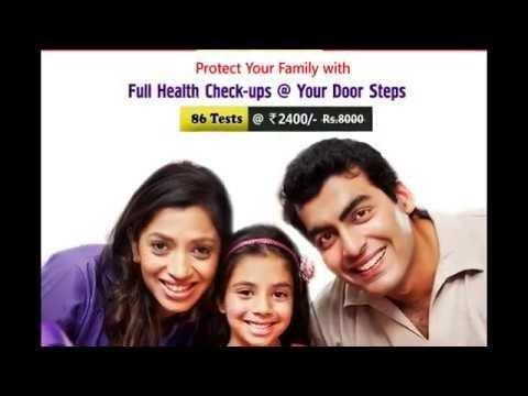 Complete Master Health Checkup | Screening Packages | Full Body Checkup For Senior Citizens & Fa