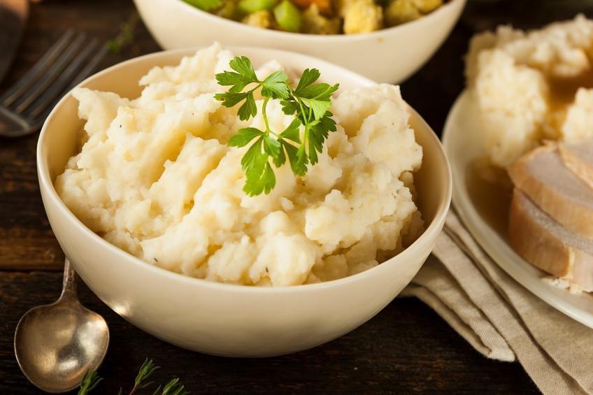 Free Diabetic Recipe: Cauliflower Mashed Potatoes
