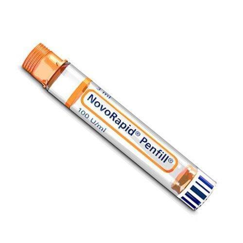 Insulin Novolog/novorapid Penfill Cartridges Information