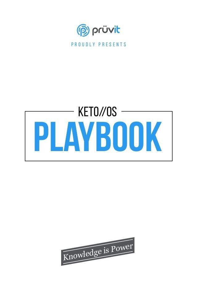 Playbook Keto//os