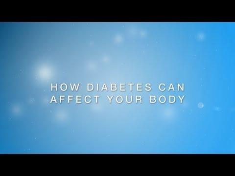 What Diabetes Does To Your Body?