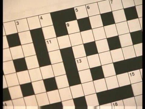 Diabetes Crossword Puzzle