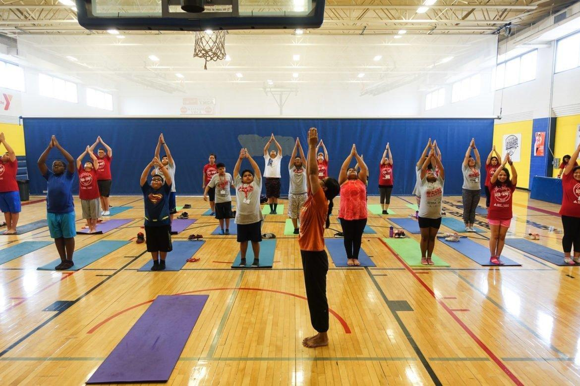Camp PowerUp Takes Active, Mindful Approach to Diabetes Prevention