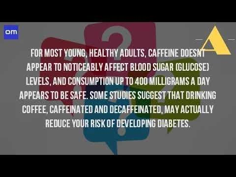 Does Coffee Raise Your Blood Sugar