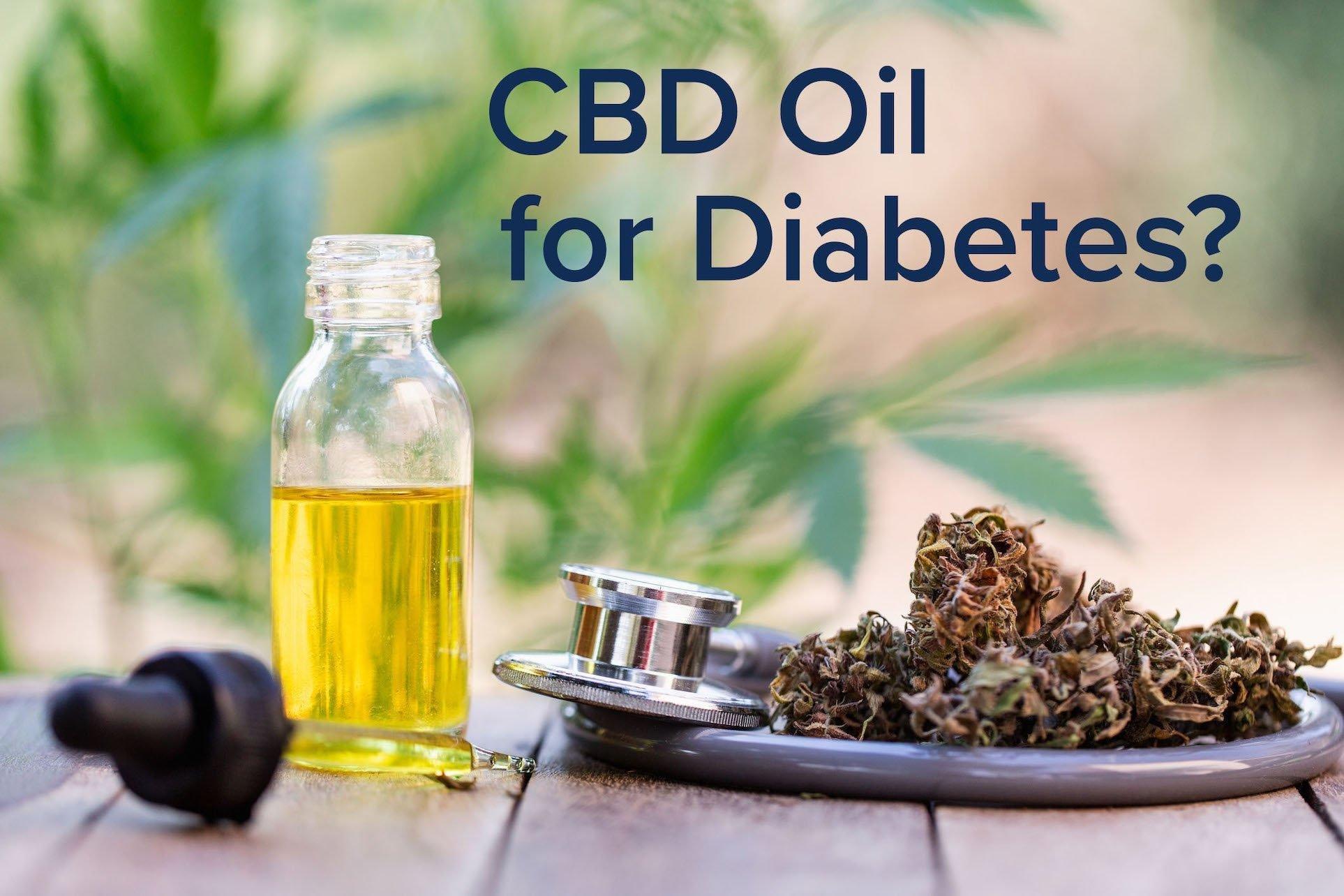 Cbd Diabetes Treatment