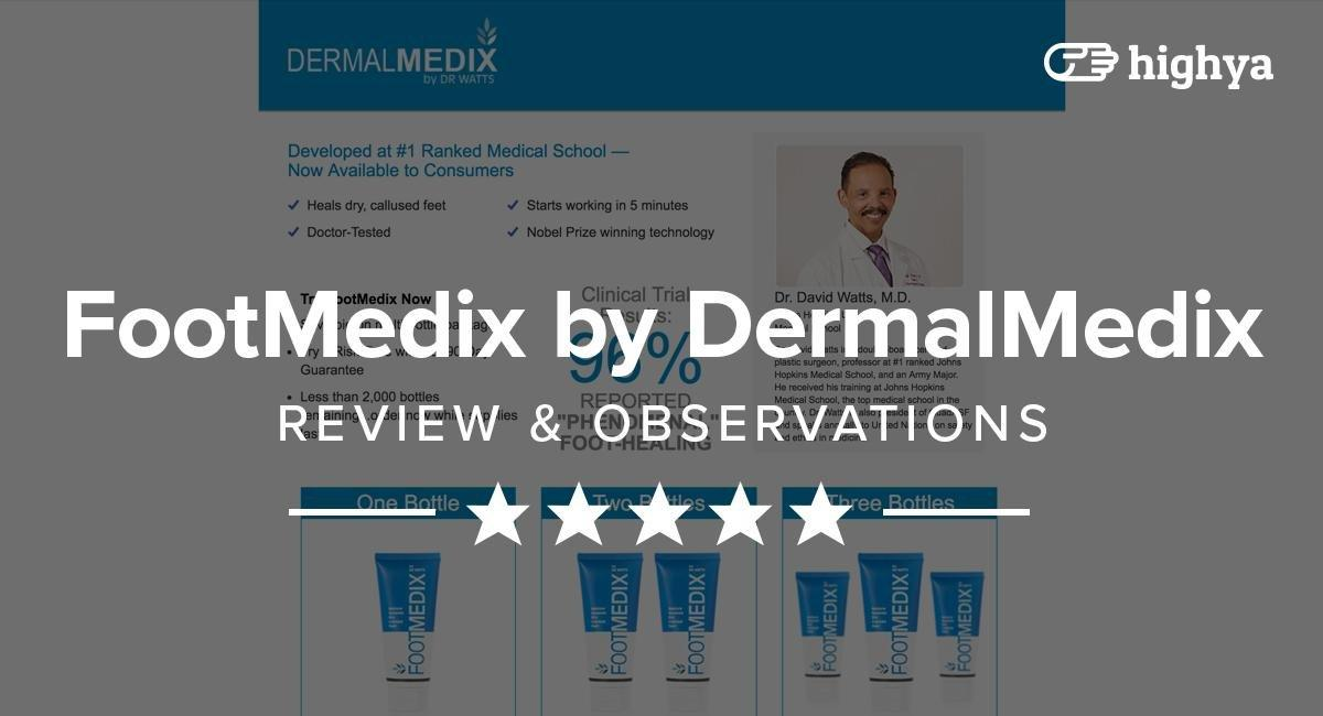 Footmedix By Dermal Medix Reviews