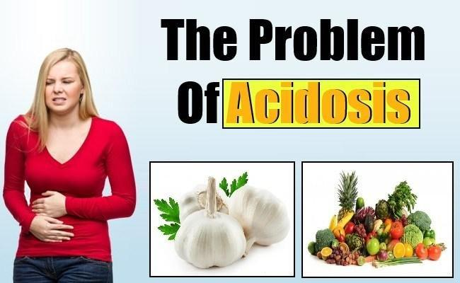 The Problems Of Acidosis - Treatment Of Acidosis - Acidosis Home Remedies | Natural Home Remedies