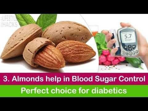 More Proof Of The Benefits Of Almonds For Diabetes Control