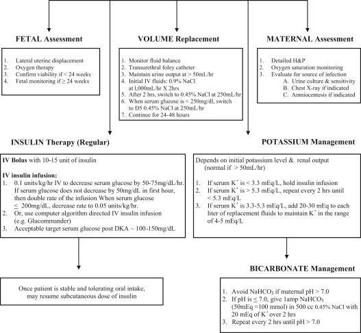 Diabetes Ketoacidosis In Pregnancy