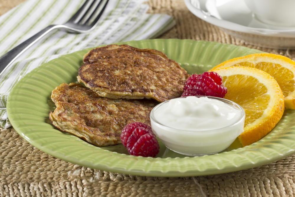 Diabetic Banana Pancakes