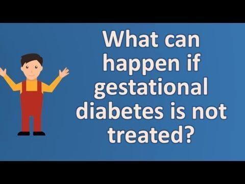 My Gestational Diabetes Did Not Go Away