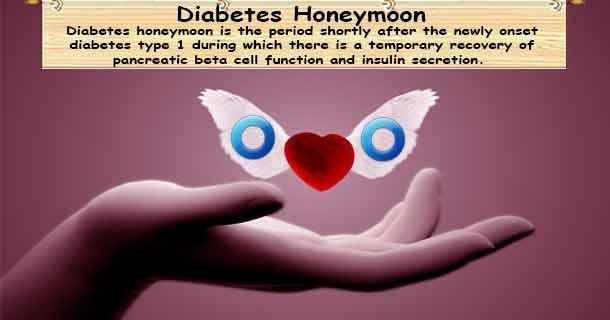 What Is A Diabetic Honeymoon?