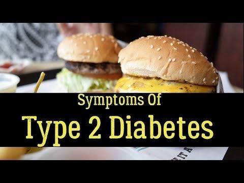 Signs Of Type 2 Diabetes