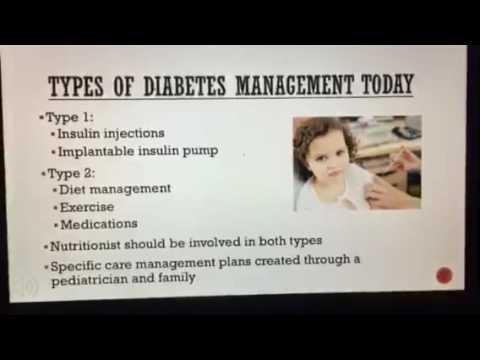 Health Promotion For Diabetes Type 2