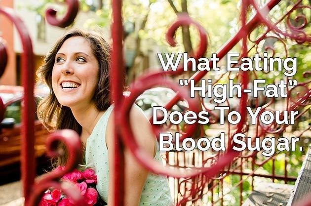 "Video: What Eating ""high-fat"" Or ""keto"" Does To Your Blood Sugar"