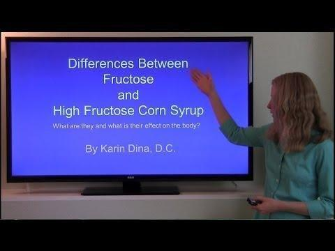 Compare The Similarities And Differences Between Glucose And Fructose