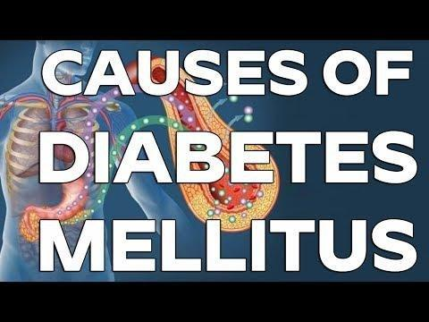 What Are The Common Causes Of Diabetes?