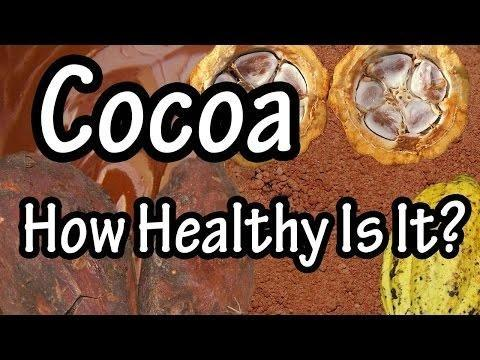 Cocoa Could Be A Healthy Treat For Diabetic Patients