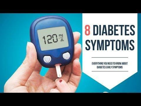 What Are The Common Symptoms Of Diabetes?