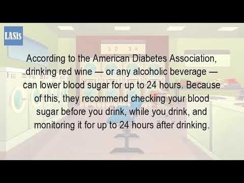 Is Wine Good For Diabetes?