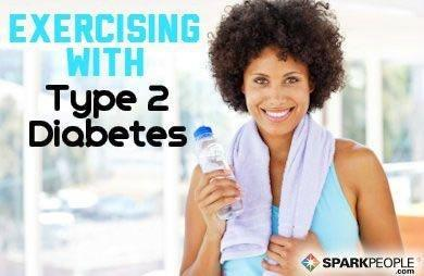 Exercising With Type 2 Diabetes