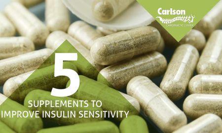 Increase Insulin Sensitivity Supplements