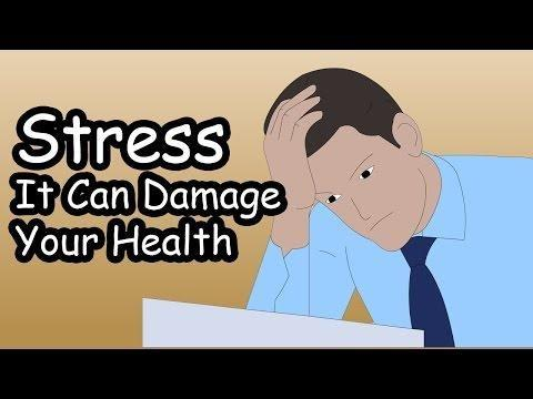 Take Care Of Yourself When Sick Or Under Stress