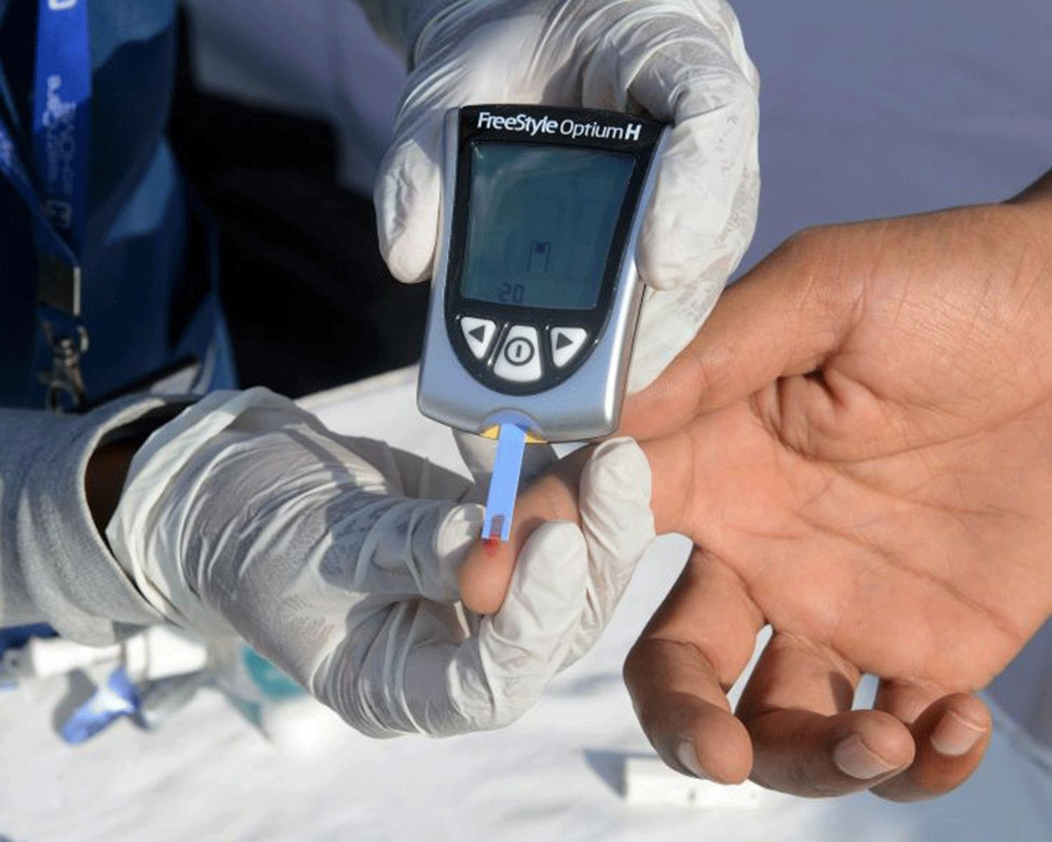 How Much Has Diabetes Increased Over The Years