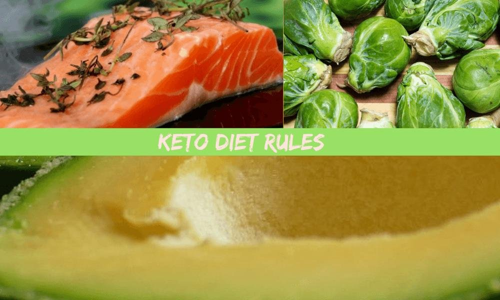 Keto Diet Rules