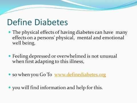 Uncontrolled Diabetes Definition