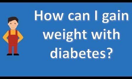 Can Diabetics Gain Weight?