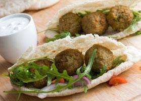 Diabetic Falafel Recipe