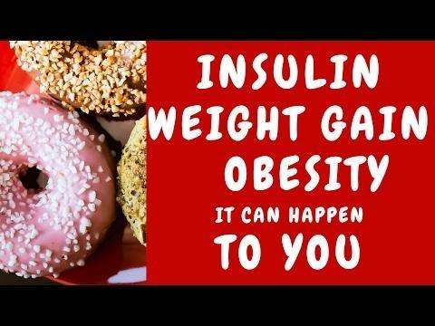 How Can Insulin Cause Weight Gain