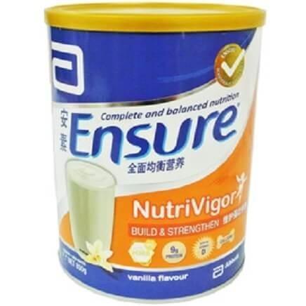 Ensure Nutrivigor Benefits Reviews -losing Muscle Mass?