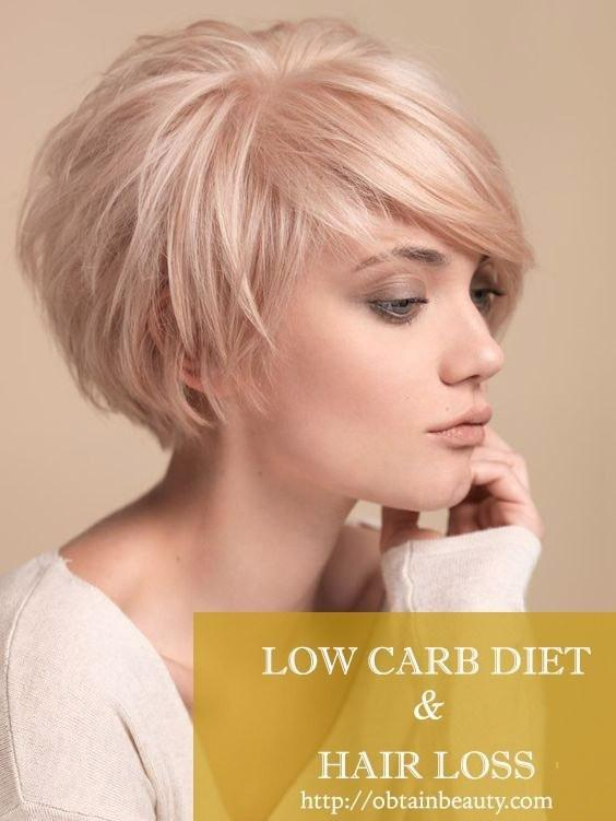 Low Carb Diets Causes Hair Loss (keto Side Effect)